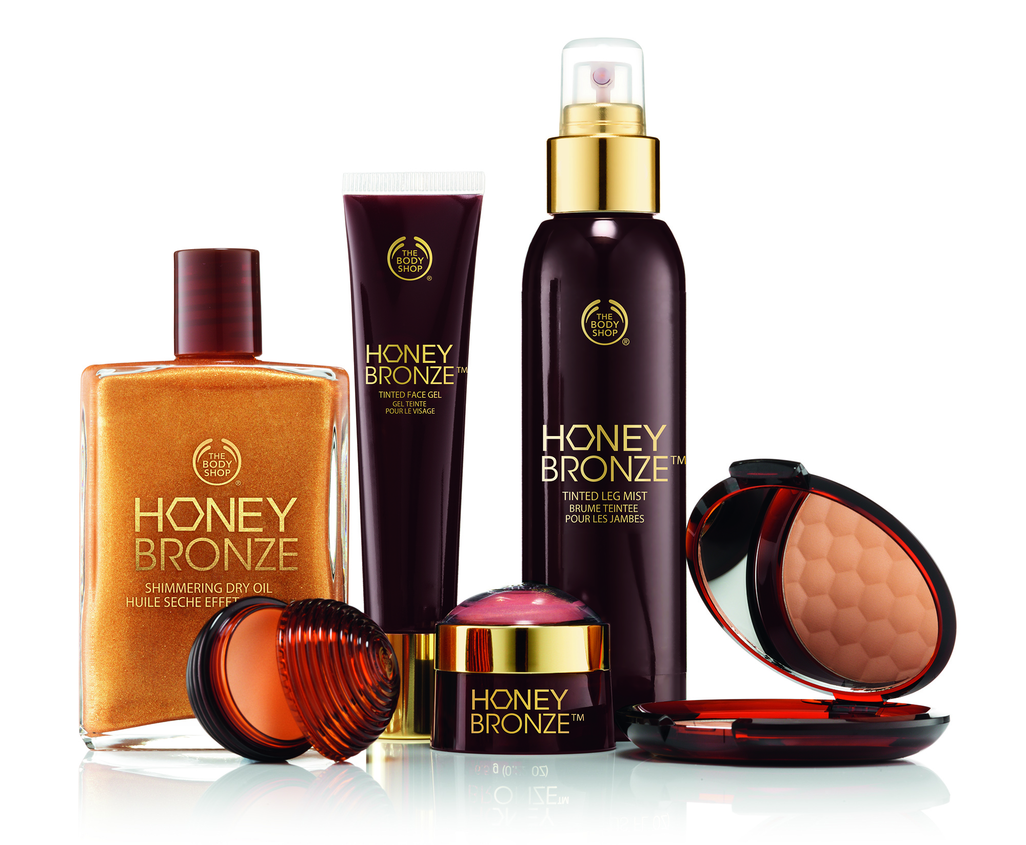Honey Bronze Full Range